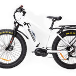 BAKCOU MULE -  Mid Drive 48v Fat Tire Electric Hunting Bike