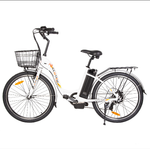 Ecotric - PEACE DOVE Electric City Bike-Electric Bike-Ridetique