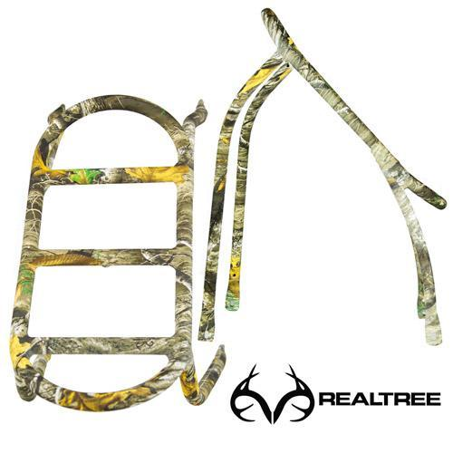 QuietKat  - Realtree Pannier Rack - Bike Rack Ridetique.com