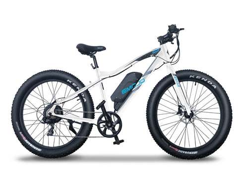 Emojo - Wildcat PRO 48v 500w or 750w Fat Tire