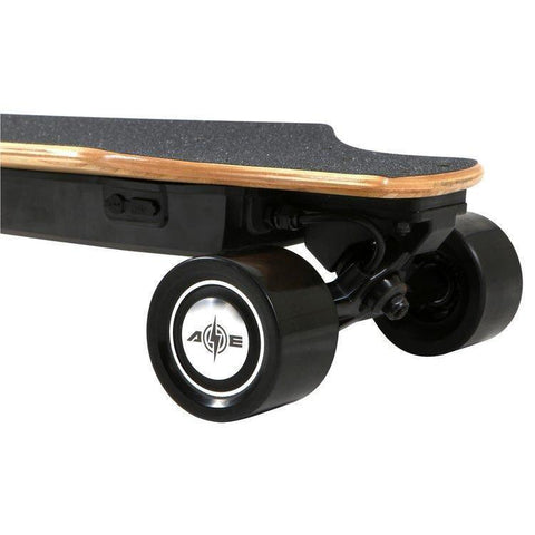 Atom Electric H10 Longboard Skateboard - 700W Hub Motor / 104Wh Lithium Battery - Electric Longboard Ridetique.com