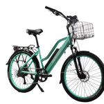 X-Treme Catalina 48v Step-Through Womens Electric Beach Cruiser eBike