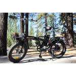 Civi Bikes Rebel 1.0 48v 500w Fat Tire Electric Folding Bike - Electric Bike Ridetique.com
