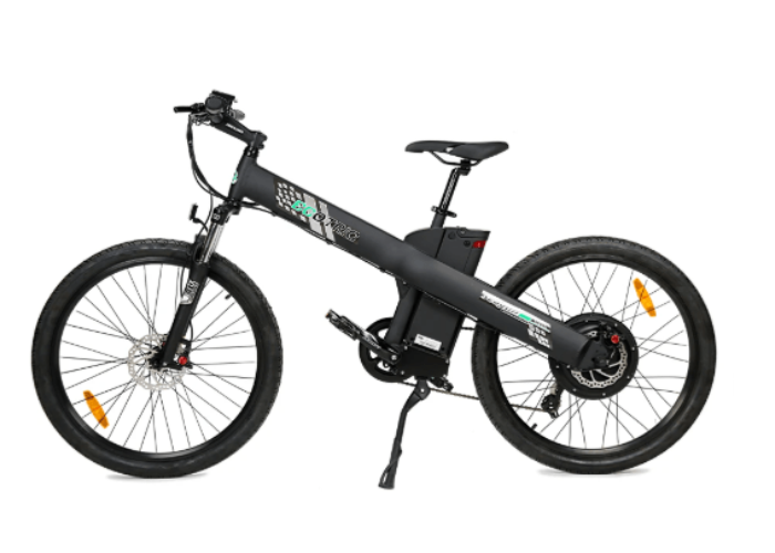 "Ecotric - SEAGULL 26"" 48V 1000W Electric Mountain Bike"
