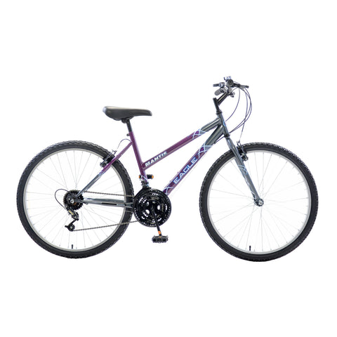 Mantis Eagle 15 Speed 26-Inch Rigid Mountain Bicycle - Bicycle Women Ridetique.com