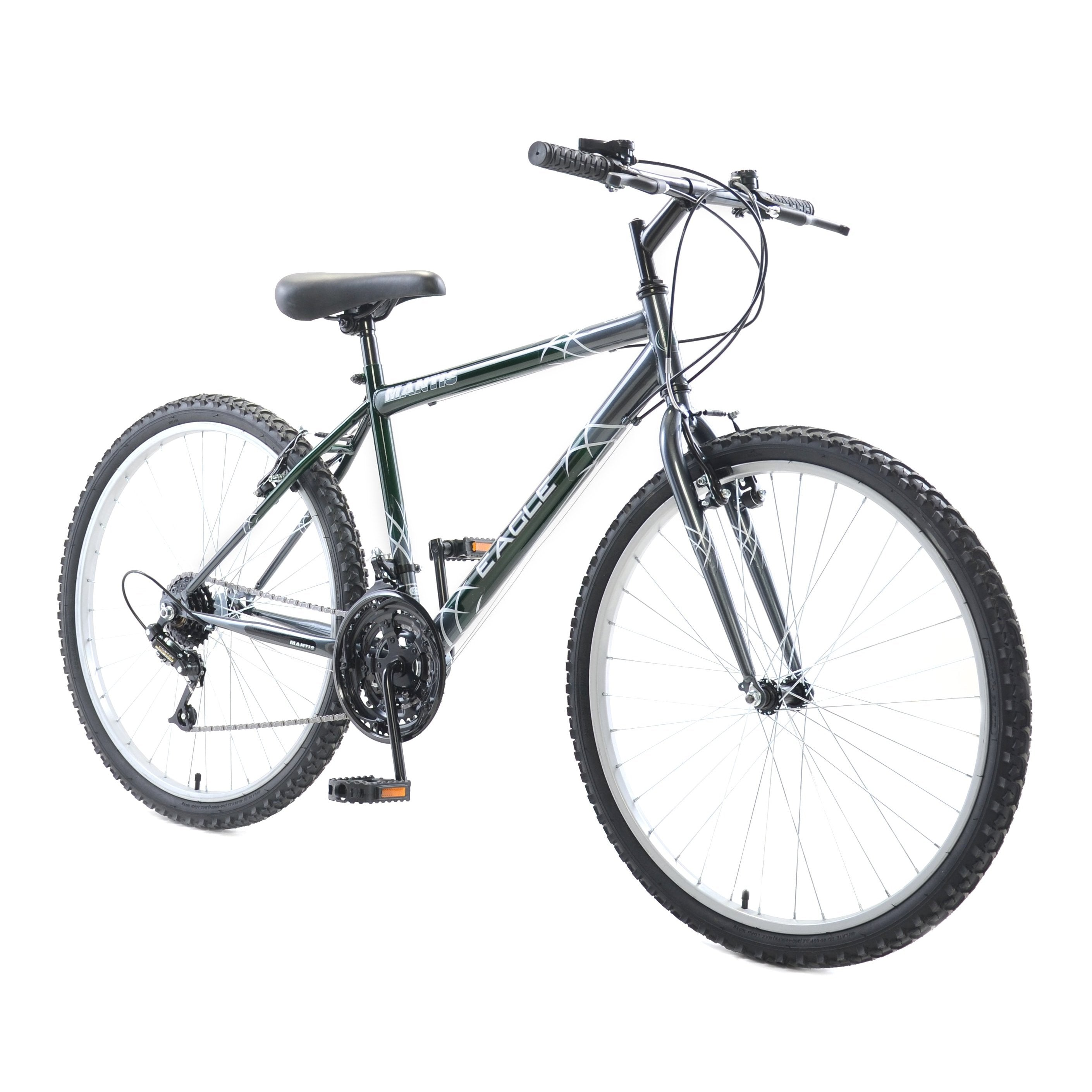 Mantis Eagle 15 Speed 26-Inch Rigid Mountain Bicycle