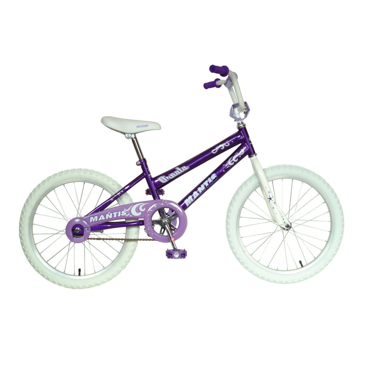 Mantis Ornata Single Speed 20-Inch Kids Bicycle - Kids Bicycle Ridetique.com