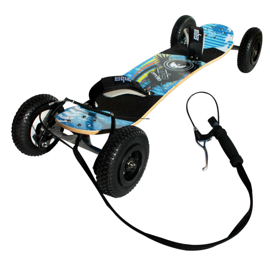MBS Atom 95X Mountainboard - Mountainboard Ridetique.com