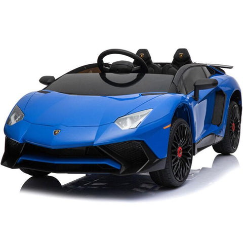 Mini Moto Lamborghini 12v 35w Electric Ride On Car - Remote Controlled - Ride On Toys Ridetique.com