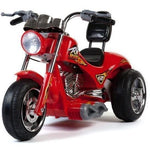 Mini Motos 12v Red Hawk Kids Ride On Electric Motorcycle - Ride On Toys Ridetique.com