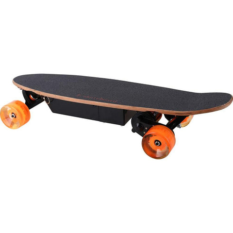 MotoTec 12v 100w Street Electric Skateboard - Electric Skateboard Ridetique.com