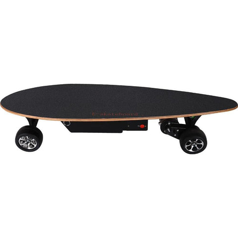 MotoTec 24v 400w Street Electric Skateboard - Electric Skateboard Ridetique.com