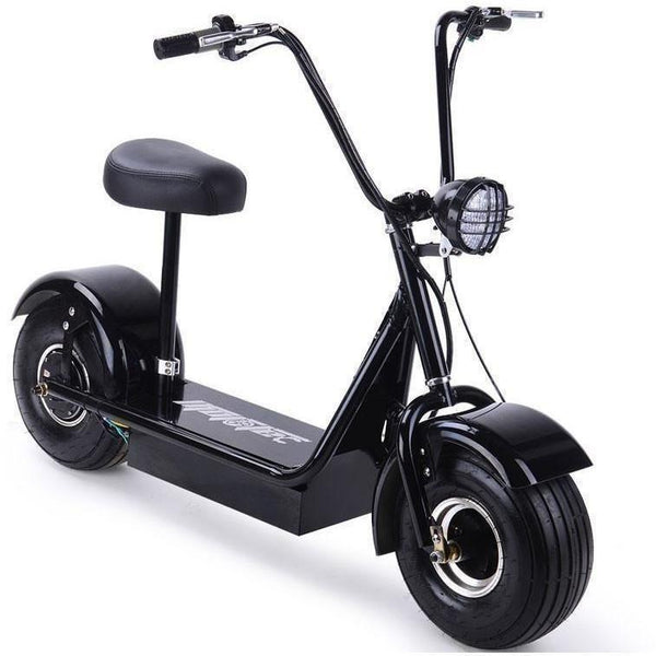 Mototec Fatboy 500w Fat Tire Electric Powered Scooter