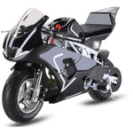 MotoTec GP 33cc 2-Stroke Gas Powered Pocket Bike - Gas Pocket Bike Ridetique.com