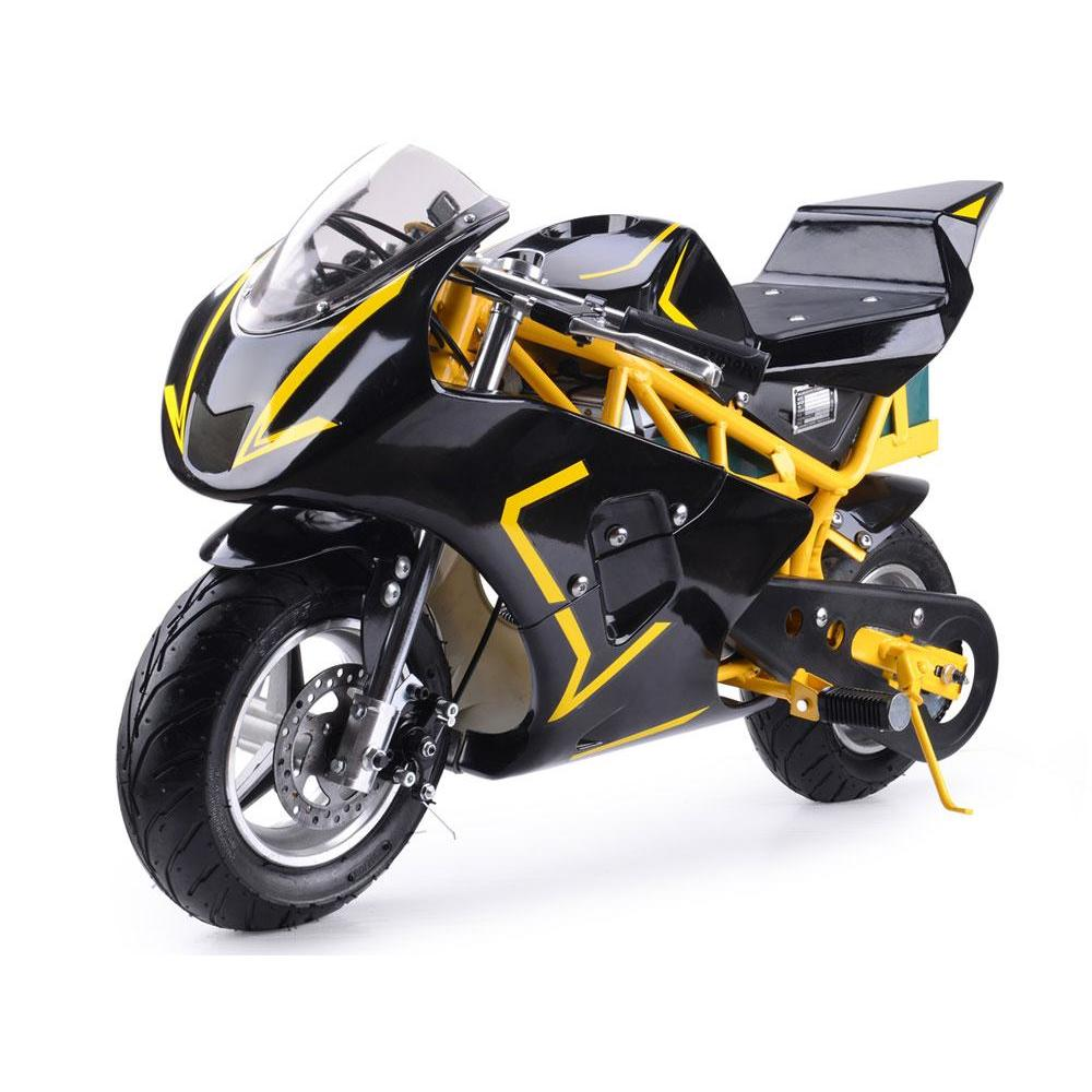 MotoTec GP 36v 500w Electric Powered Pocket Bike