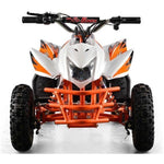 MotoTec Titan V5 24v 350w Electric Powered Mini Quad - Electric Mini Quad Ridetique.com