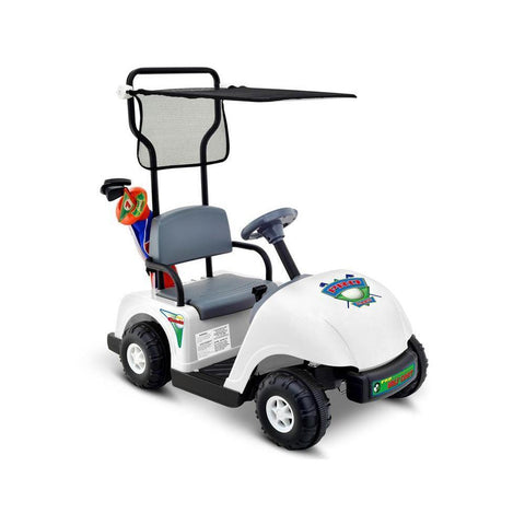 NPL Junior 6v Electric Golf Cart - Ride On Toys Ridetique.com