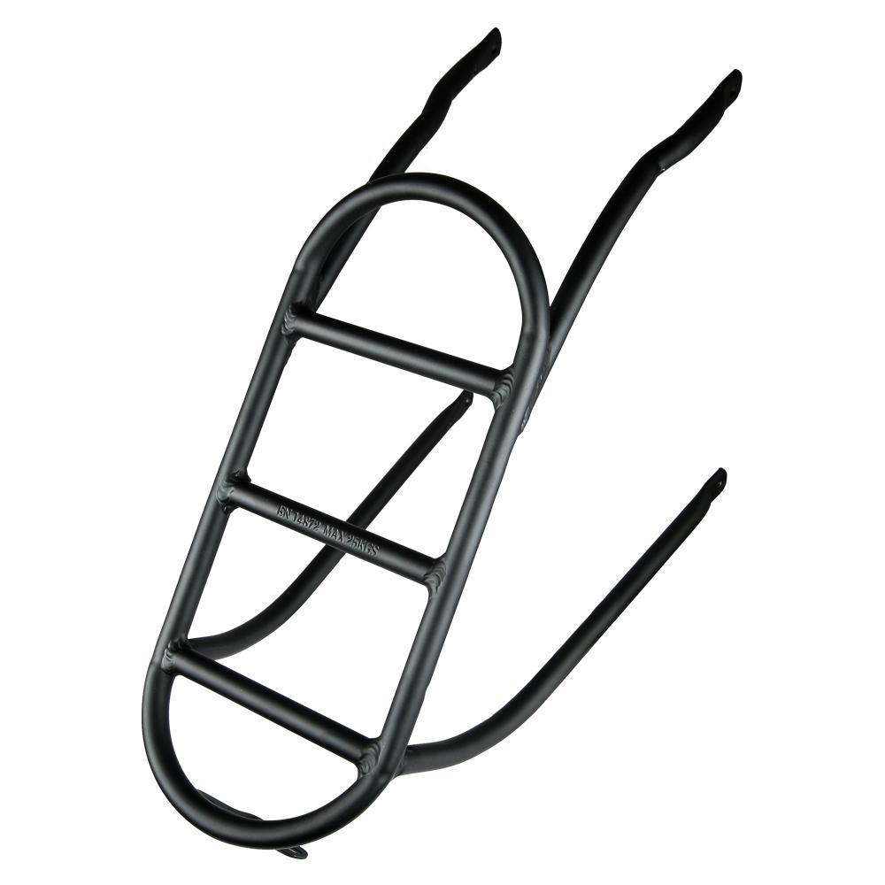 "QuietKat  - Pannier Rack - Bike Rack 17"" Frame Ridetique.com"