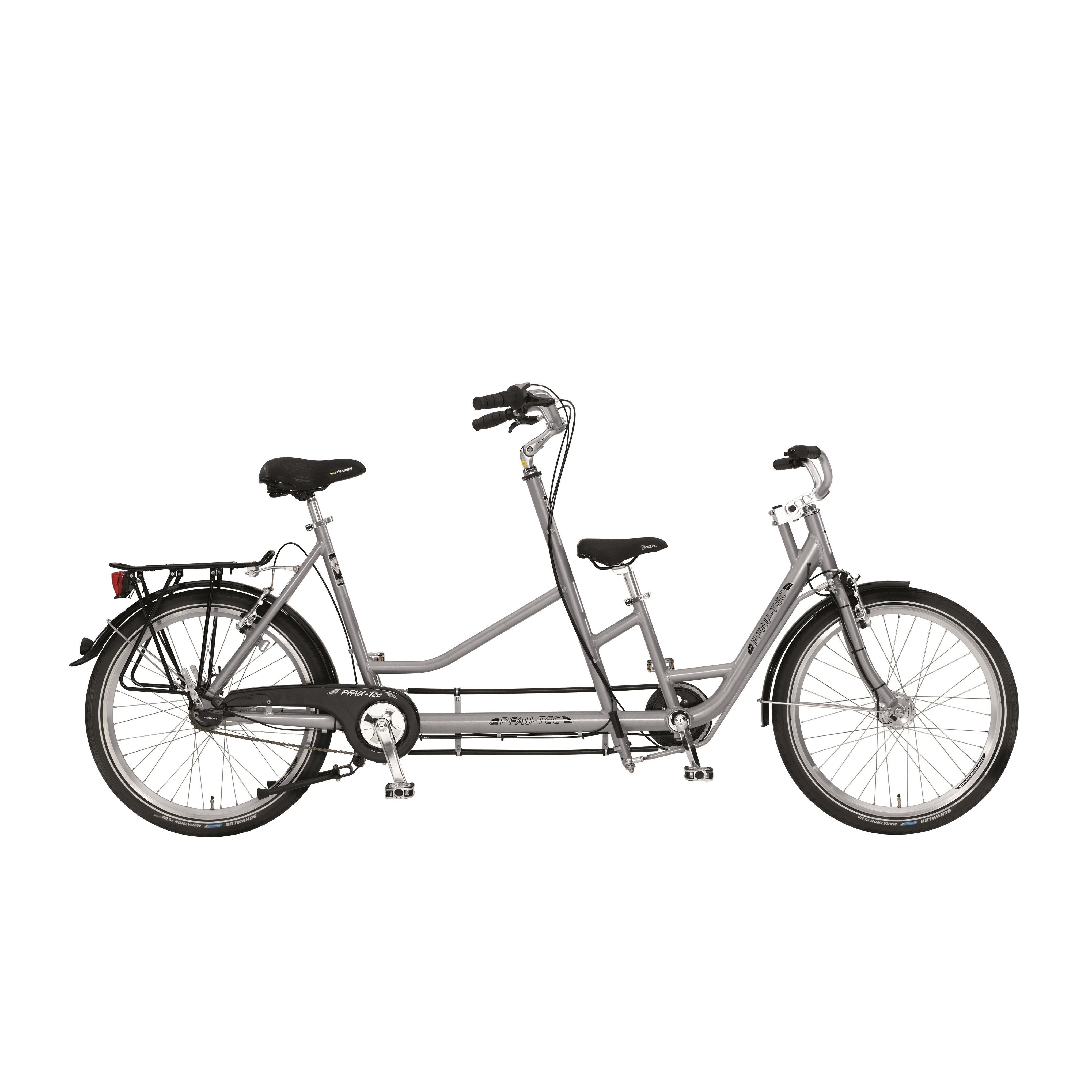 PFIFF Collecttivo 24 Inch 7-Speed Tandem Bicycle - Bicycle Ridetique.com