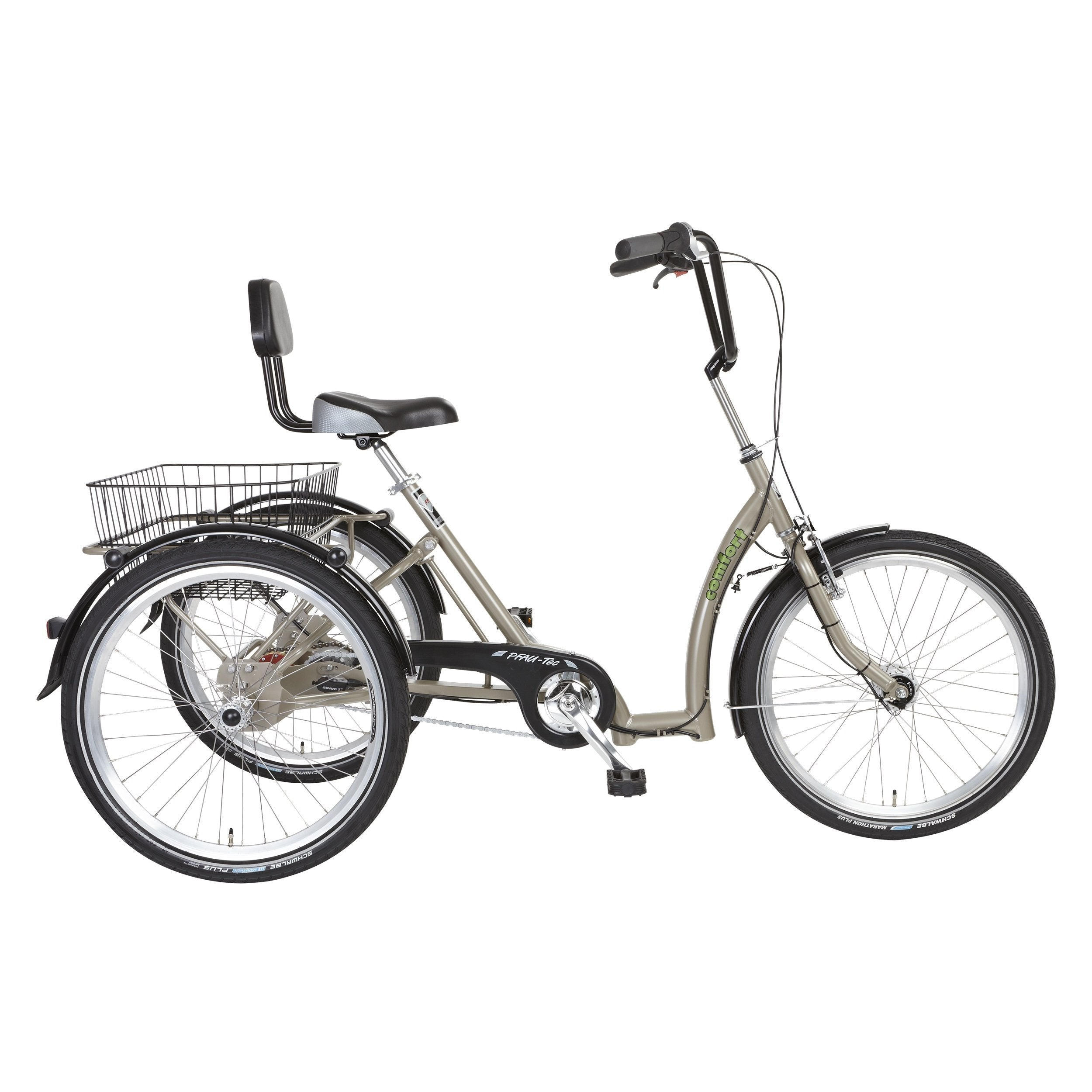 PFIFF Comfort 24 Inch 7-Speed Tricycle - Trike Ridetique.com