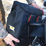 QuietKat Pannier Dry Saddle Bag for 750w/1000w Electric FatKat Mountain Ebikes - Bike Accessories Ridetique.com