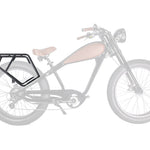 Revi Bikes - Cheetah Fender & Rear Rack Kit