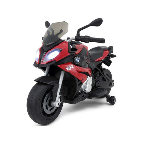 Rastar BMW S1000XR 12v Kids Electric Motorcycle - Ride On Toys Ridetique.com