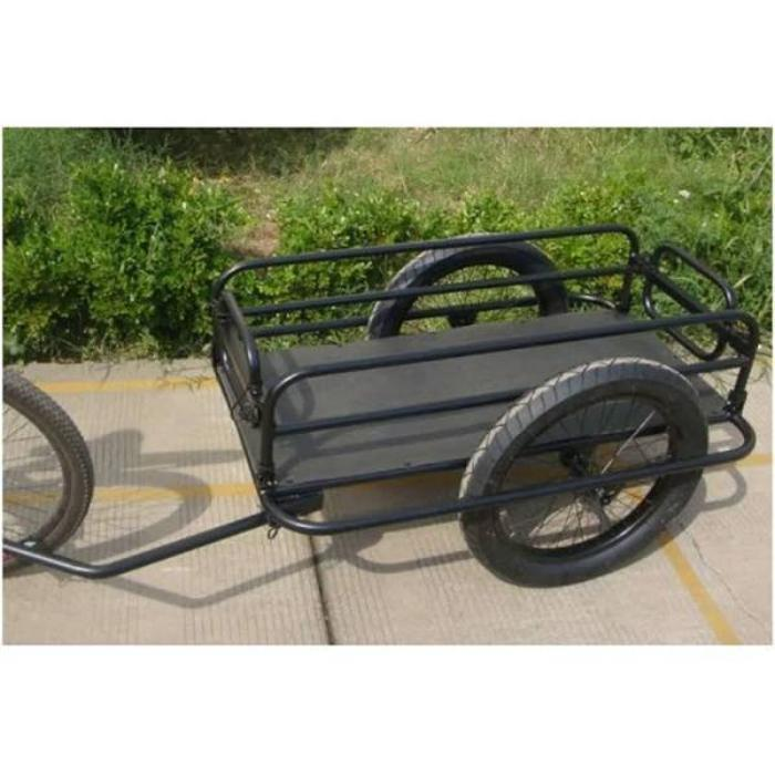 Cycle Force Trail Monster Cargo Trailer - Trailer Ridetique.com