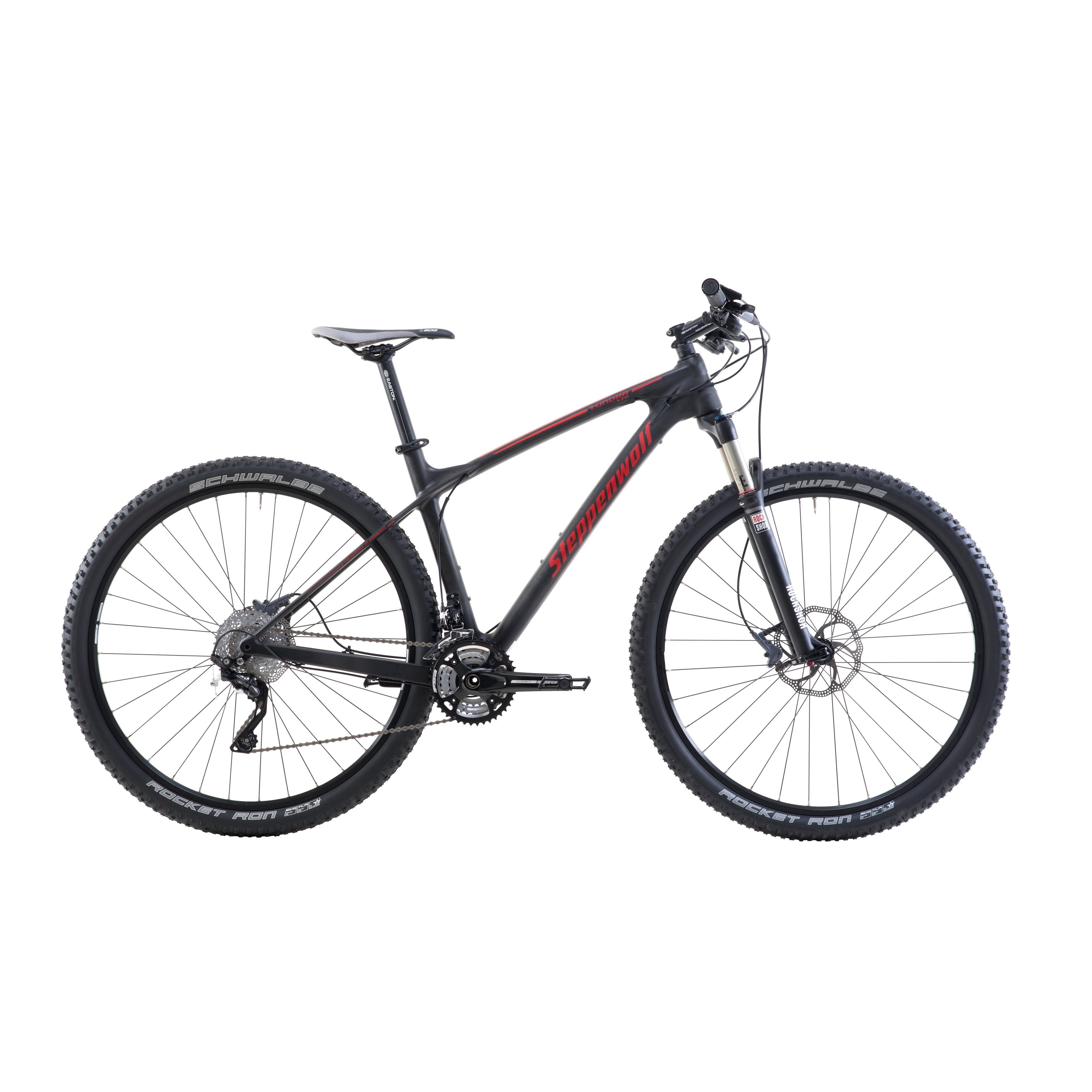 Steppenwolf Tundra Carbon LTD 29-Inch Hardtail  MTB Bicycle - Mountain Bike Default Title Ridetique.com