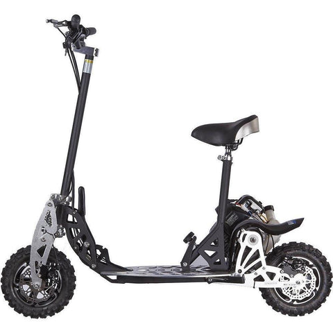 UberScoot 2X 50cc Gas Powered Folding Folding Scooter by Evo Powerboards - Gas Scooter Ridetique.com