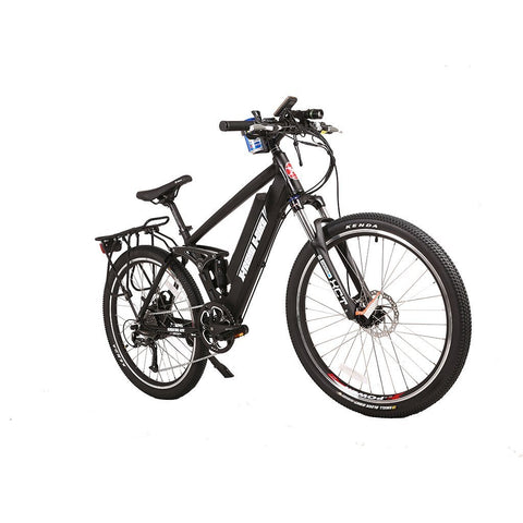 X-Treme Rubicon 48v 26-Inch Electric Mountain eBike - Electric Bike Ridetique.com