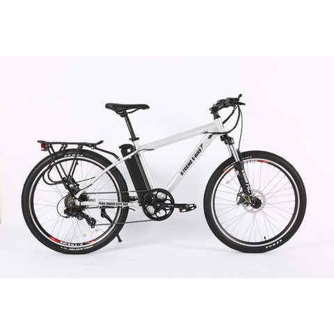 X-Treme Trail Maker Elite Max 36v Electric Mountain Bike - Electric Bike Aluminum Ridetique.com