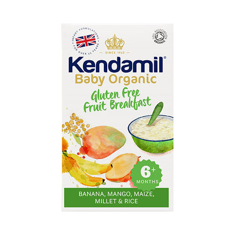 Kendamil Organic Gluten Free Fruit Breakfast