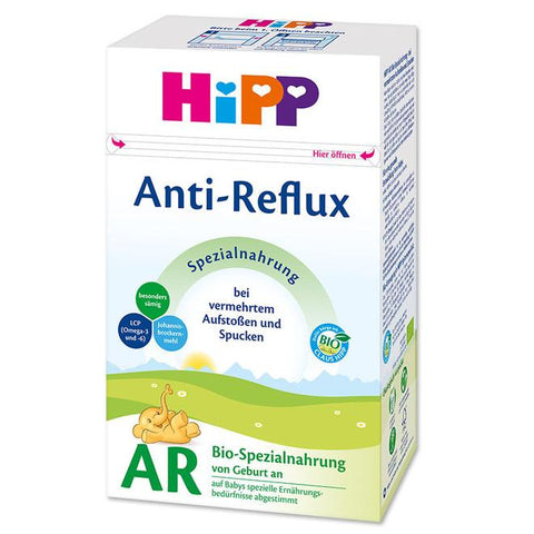 HiPP Anti-Reflux Special Infant Milk Formula (500g) - 0 Months +(4 Boxes)