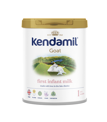 Kendamil Goat First Infant Milk Stage 1 800g