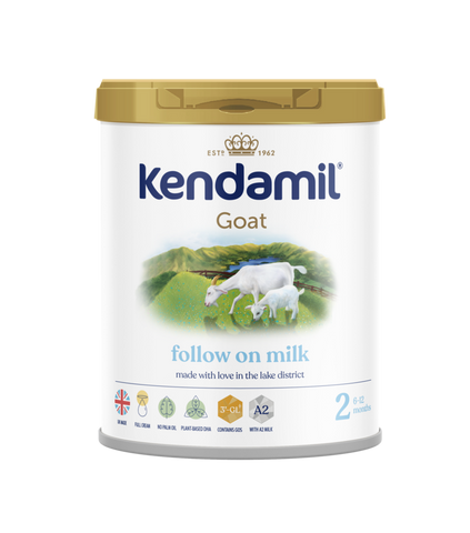 Kendamil Goat Follow On Milk Stage 2 800g