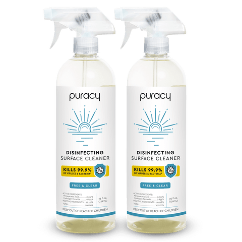 Disinfecting Surface Cleaner - Free & Clear / 25oz
