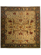 "Turkish Zara Rug - 10' 6"" x 11' 3"""