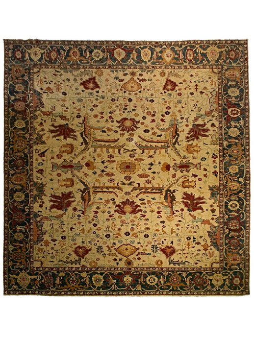 Turkish Zara Rug - 10' 6