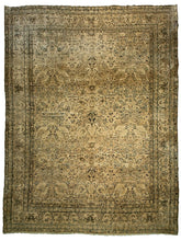 "Antique Persian Kerman Rug <br> 8' 6"" x 11' 6"""