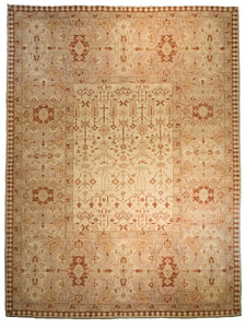 "Sultanabad Rug, Rustic Blends <br> 9' 2"" x 12'"