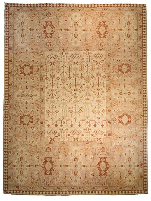 Sultanabad Rug, Rustic Blends <br> 9' 2