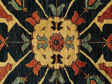"Tribal Heriz Rug <br> 9' 1"" x 12'"
