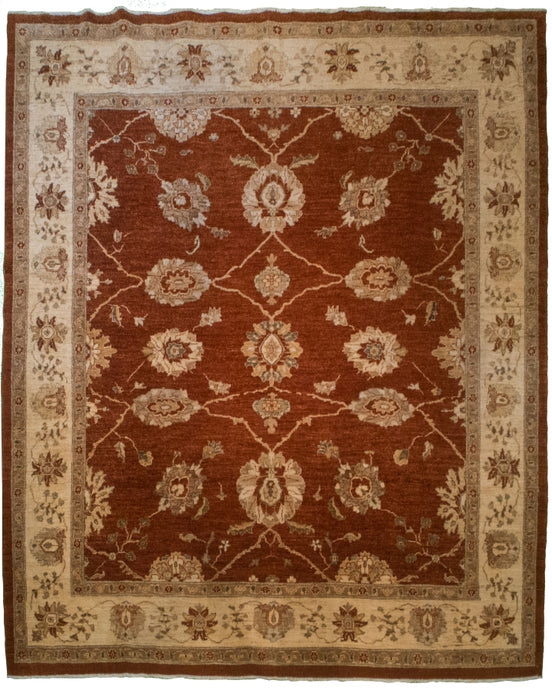 Square Sultanabad Area Rug <br> 8' 2