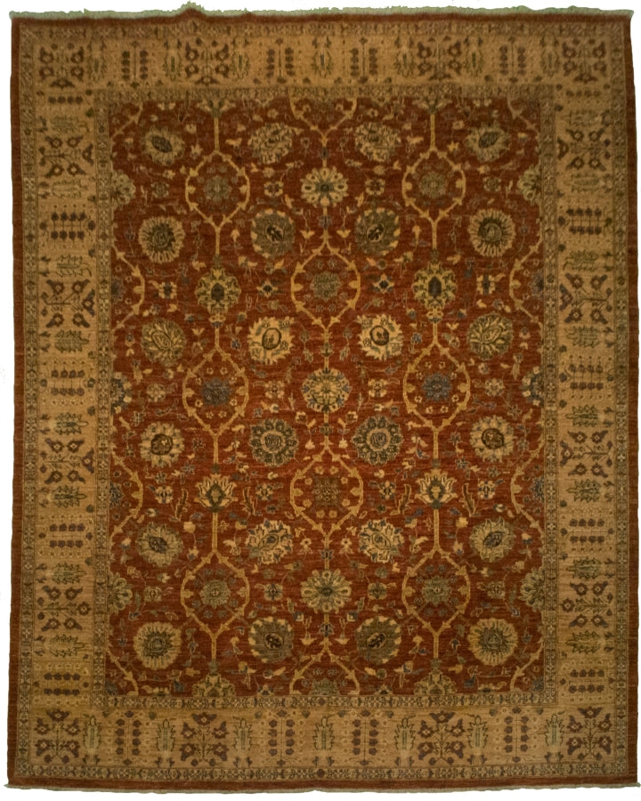 Sultanabad Area Rug <br> 7' 11