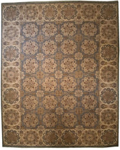 8' x 10' Oriental Sultanabad Rug - Light Blue - Los Altos Rug Gallery - 8070