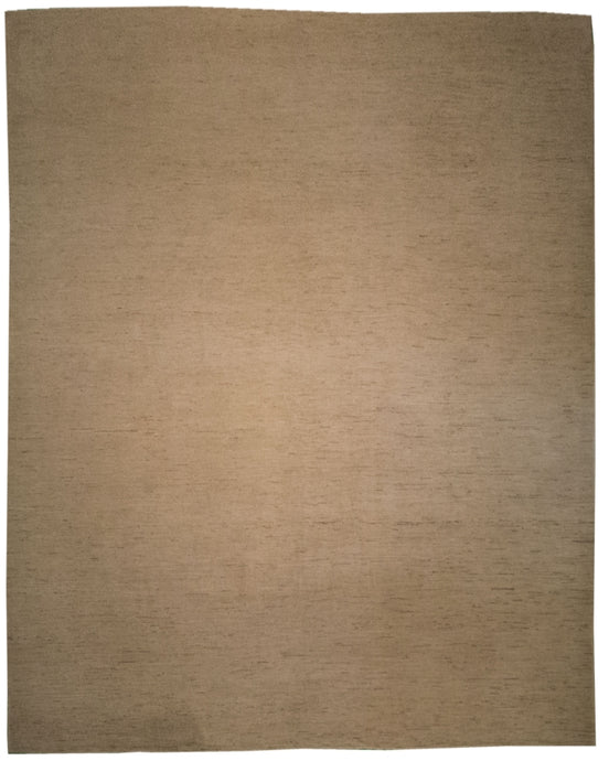 Plain Gabbeh Area Rug <br>  7' 11