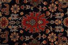 "Turkish Heriz Rug <br> 7' 9"" x 10' 6"""