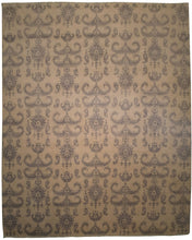 "Modern Indian Area Rug <br> 7' 11"" x 9' 11"""