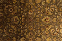 8' x 10' Silk Indian Agra Rug - Main - 8130